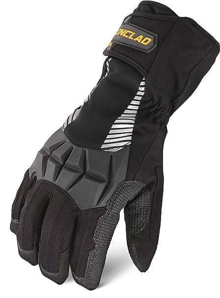 Ironclad CCT2-02-S Black Tundra 2 Glove S