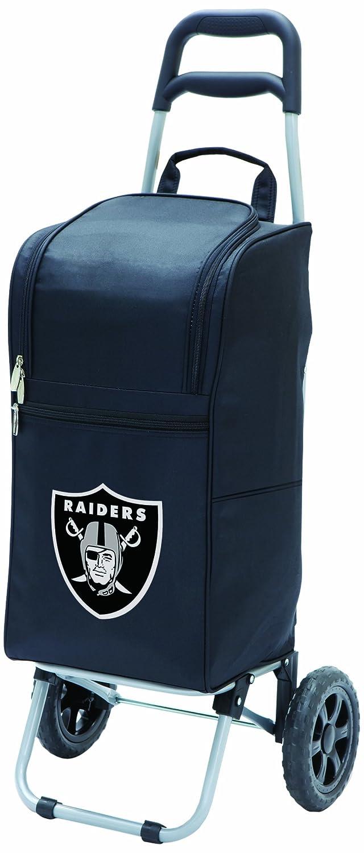 【初回限定】 NFL B007L0VBRS Oakland Oakland NFL Raiders With断熱カートクーラーWheeled Trolley、ブラック B007L0VBRS, プログレスアイエヌジー:80e7f8b3 --- arianechie.dominiotemporario.com