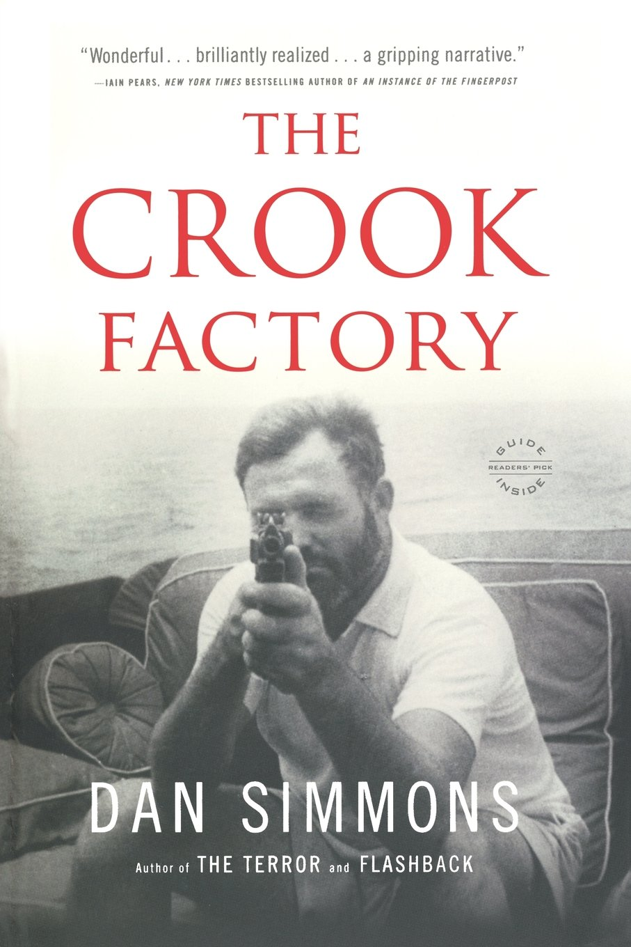 Image result for the crook factory amazon