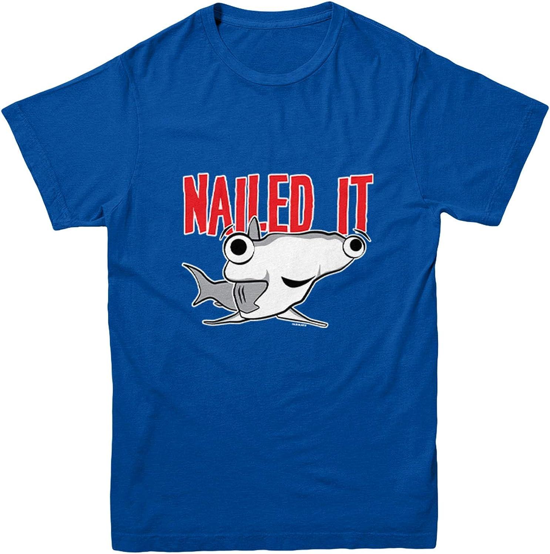 Nailed It - Hammerhead Shark Pun Youth T-Shirt