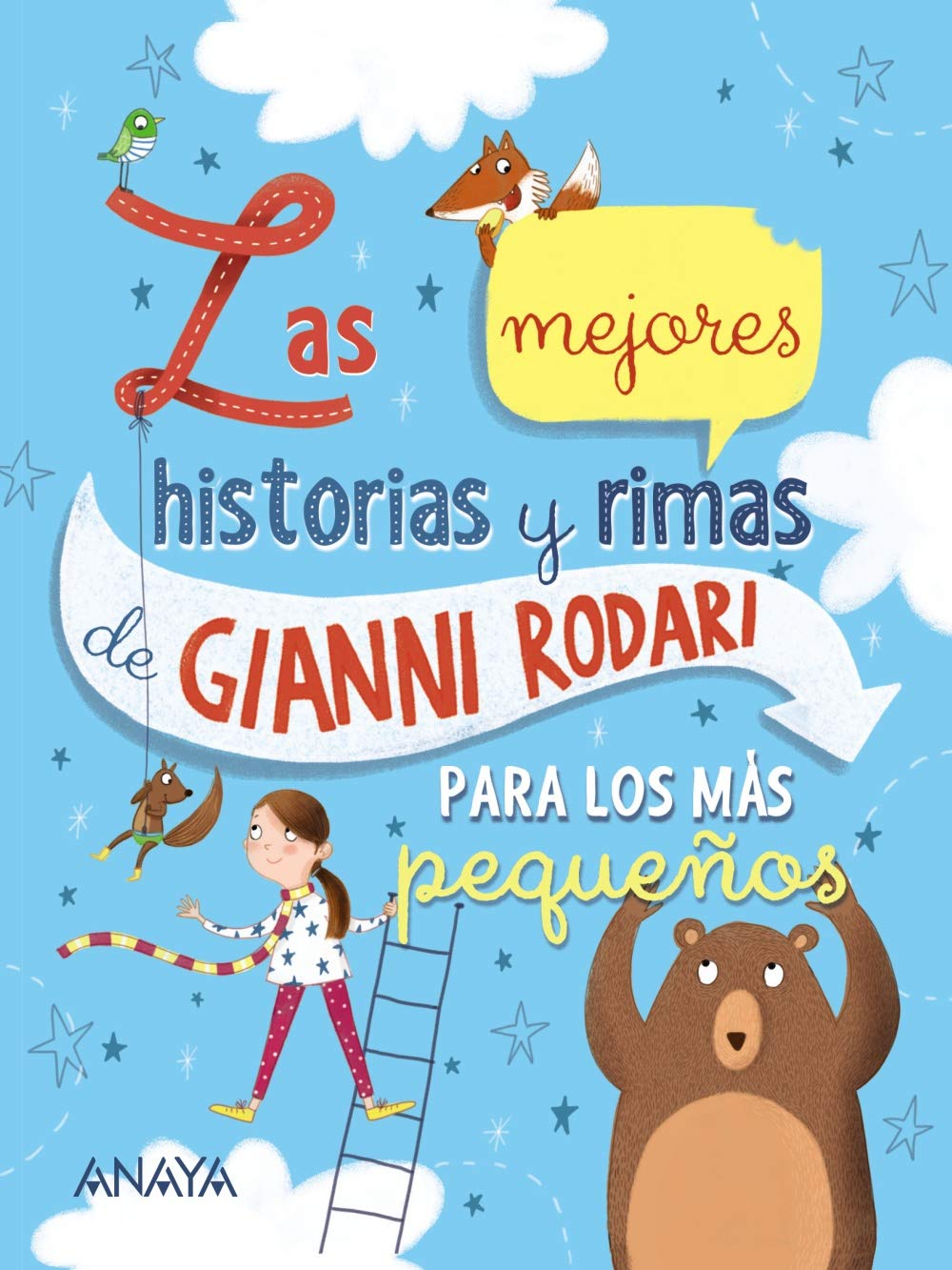 Las mejores historias y rimas de Gianni Rodari - Selección de libros de Gianni Rodari