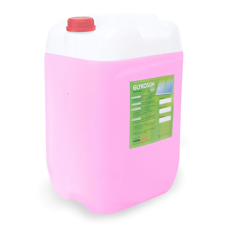 5L Rose Solar Solarfl/üssigkeit Solarfluid W/ärmetr/ägermedium 28/°C