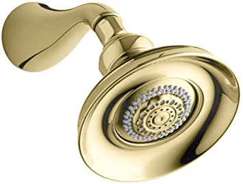 KOHLER K-16167-PB Revival Multifunction Showerhead, Vibrant ...