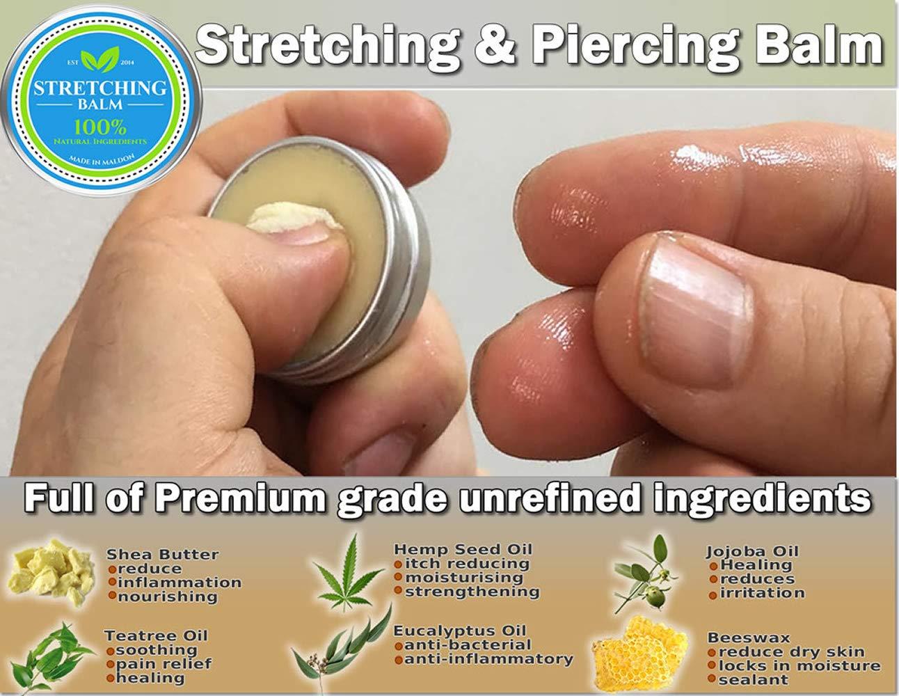 Piercing de bálsamo elástico para orejas de alta calidad. Heal ...