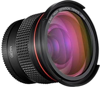 Neewer Objetivo Gran Angular Pro para Cámara Réflex Digital, 52mm ...