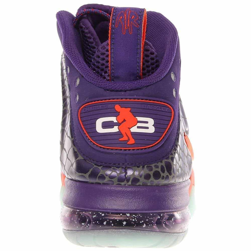 new concept 73824 63d47 Amazon.com   Nike Barkley Posite Max 555097 581 Mens Basketball Trainers  Sneakers Court Purple Team Orange Phoenix Suns Colour Way   Basketball