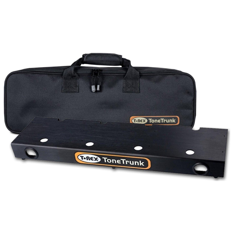 T-Rex TT-BAG-MINOR Tone Trunk Carry Bag Minor with Aluminum Pedal Board