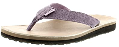 998f7b4edd344c Teva Women s Classic Flip Leather Diamond Sandal
