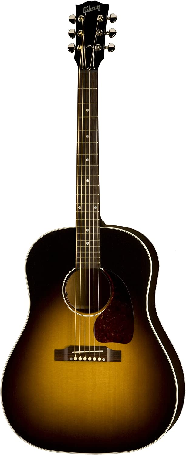 Gibson J-45 Standard VS · Guitarra acústica: Amazon.es ...