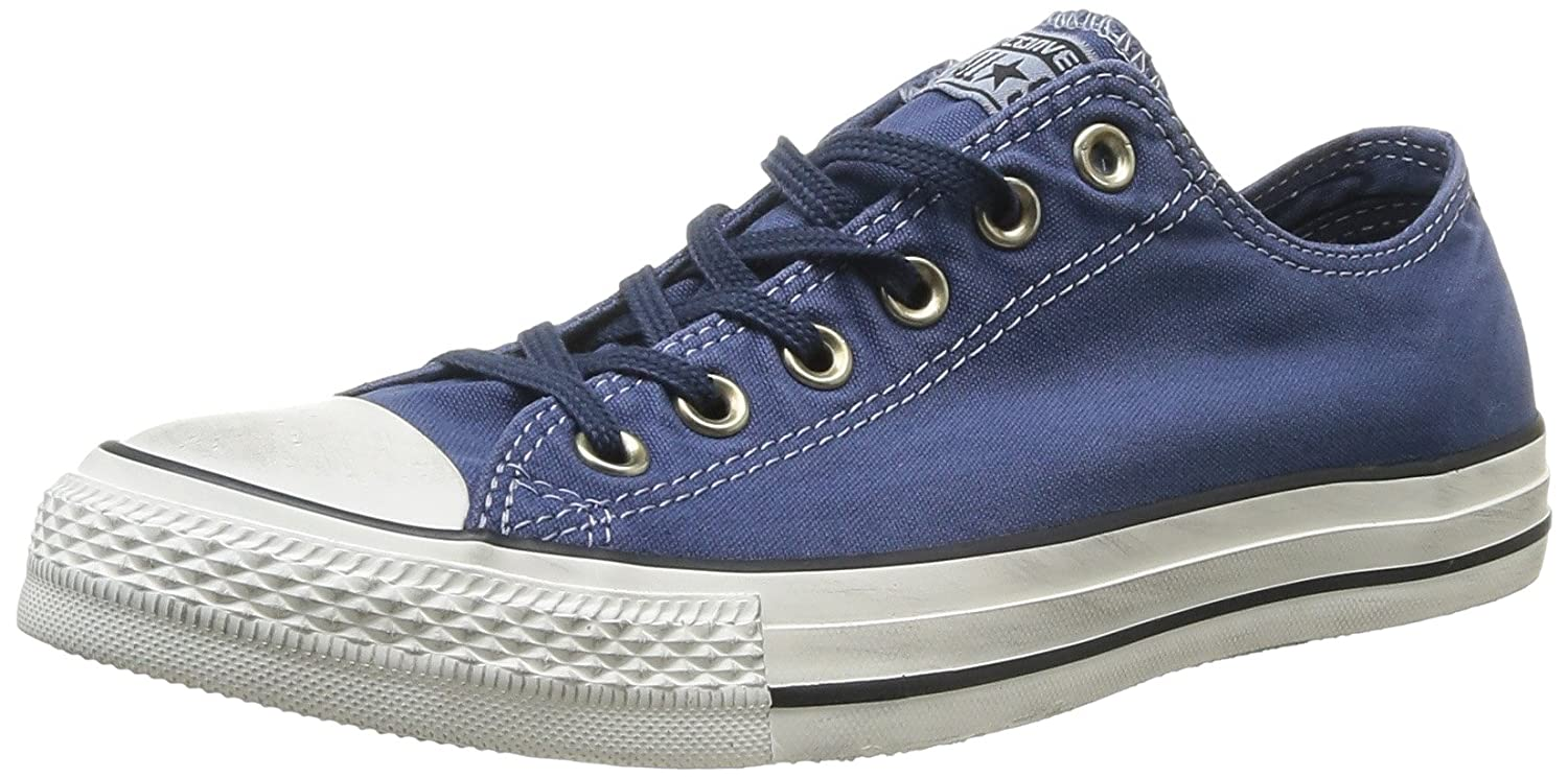 Converse Bleu Ct Well B000W069PS Worn Ox, Baskets mode Ox, mixte adulte Bleu (Marine) ee94965 - conorscully.space