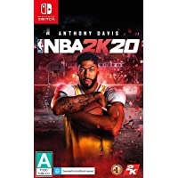 NBA 2K20 Standard Edition for Nintendo Switch - Standard