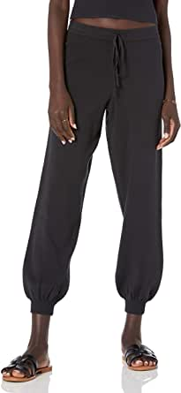 The Drop Women's Maddie Loose-Fit Supersoft Sweater Jogger