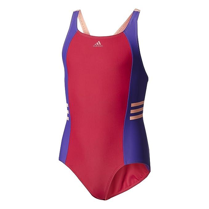 adidas Athly X Colorblock Badeanzug Mädchen | Einteiler