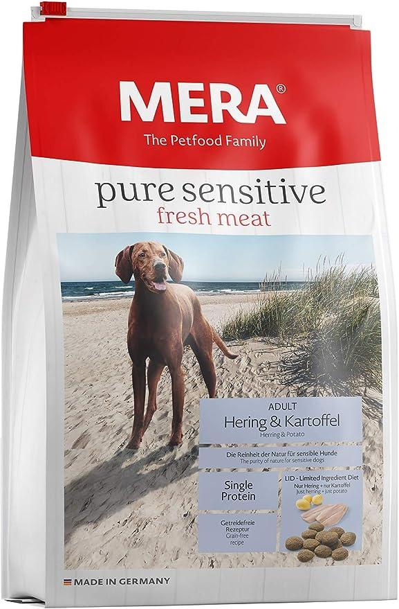 Unbekannt Digital Dog Perros Forro Pure Sensitive Fresh Meat Hering & Patatas, 4 kg