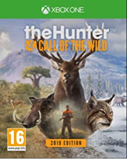 Amazon.com: theHunter: Call of the Wild - Xbox One: Thq Nordic