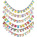 awesomedaysIn Assorted Design Happy Birthday Letter Banner