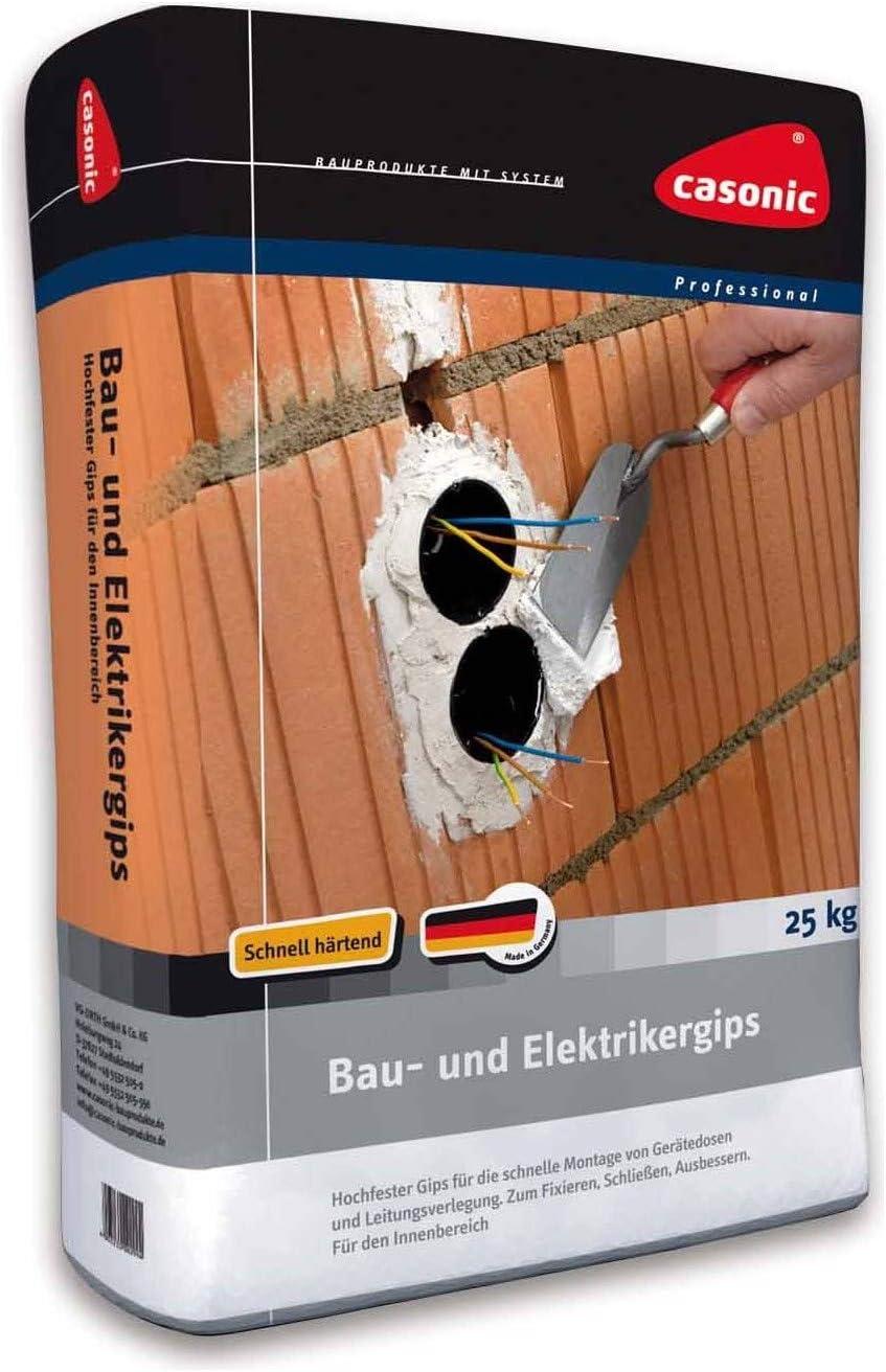 CIMCO 140334 Bau- + Elektrikergips5,0 kg