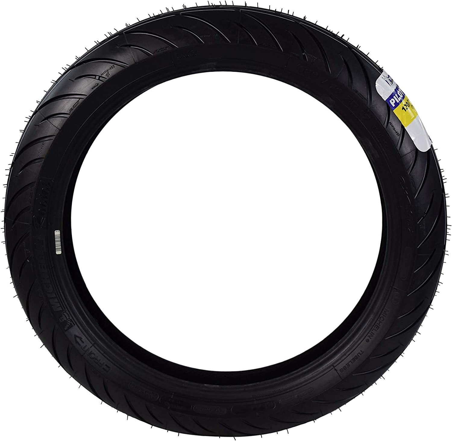 120//70ZR17 F 180//55ZR17 R Michelin Pilot Road 2 Sport Touring Motorcycle Front and Rear Tires Radial Sport Bike Road II 120//70-17 180//55-17