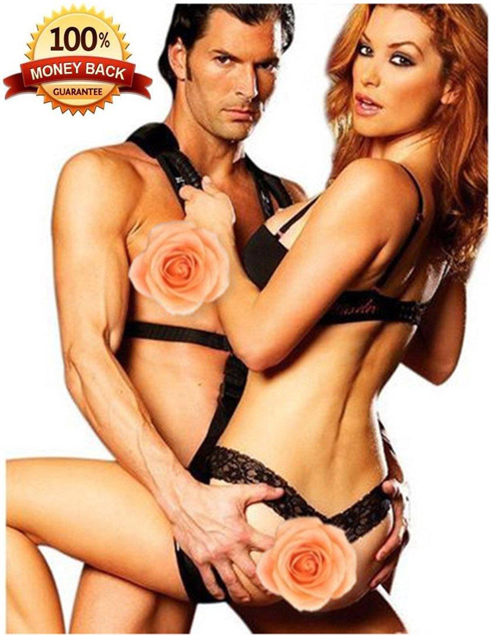 BDSM Bondage Restraint Love Swings Sex Toy-BELSIANG Funny Couple Sex Swing - Room & Travel Necessities