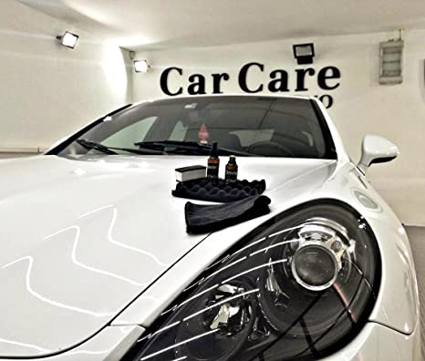Drexler Ceramic Coating Kit 30ml + 50ml 4yrs car protection revestimiento ceramico: Amazon.es: Coche y moto