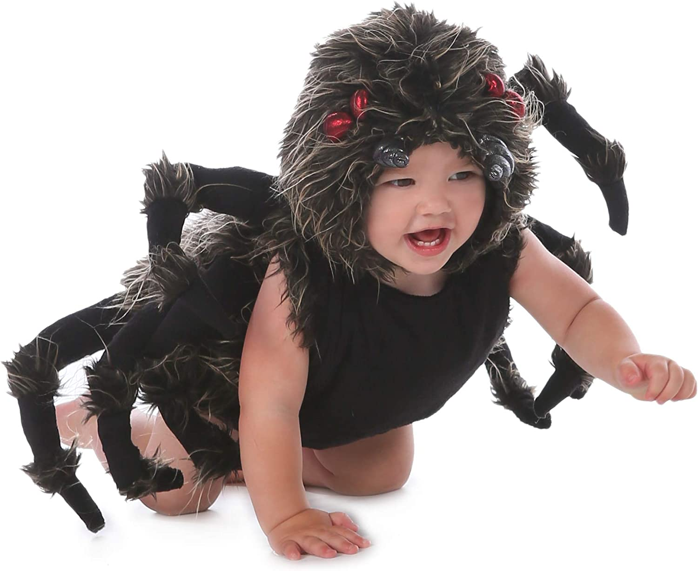 Infant Talan the Tarantula Spider Costume