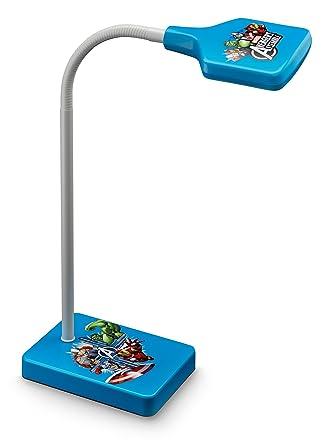 Chevet Lampe Led Luminaire Philips De Disney Avengers OXukZiP