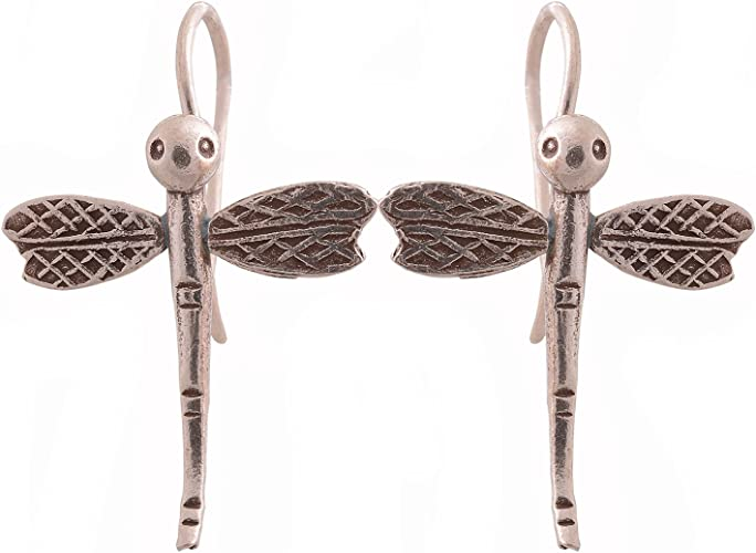 NICE DRAGONFLY PENDANT PURE SILVER  KAREN HILL TRIBE