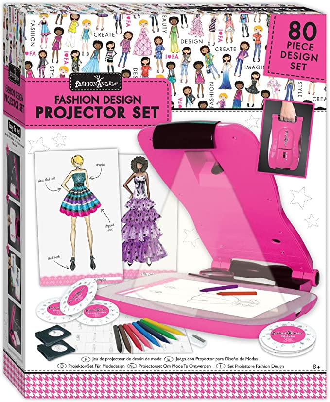 Fashion Design Set De Projecteur Amazon Fr Jeux Et Jouets
