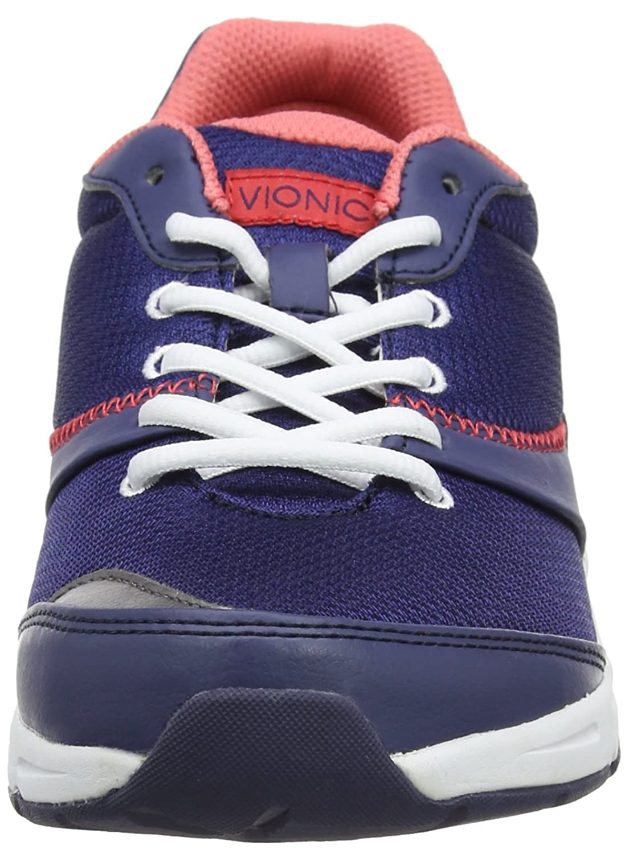 Vionic Shoe Kona Women's Orthotic Athletic Shoe Vionic B00OJB3SUA 11 B(M) US|Navy/Coral be67d4