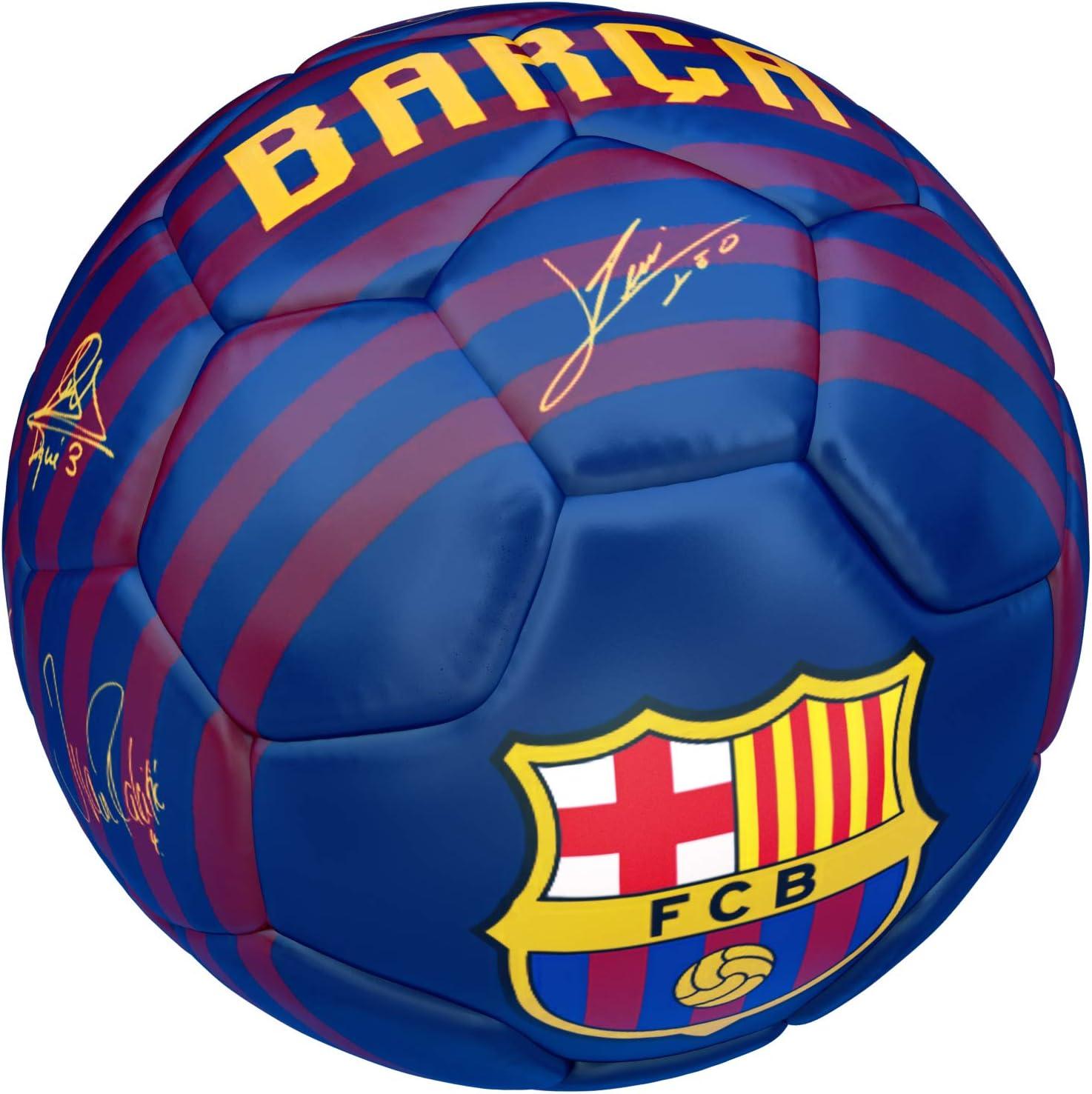 JOSMA SPORT - Balón Mediano F.C. Barcelona 1º Equipación 18/19 ...