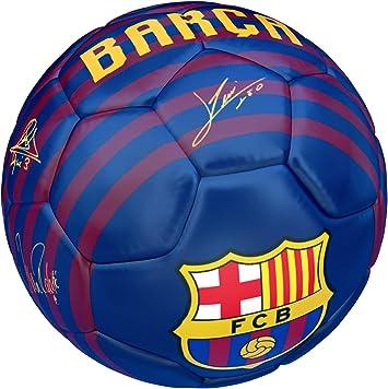 JOSMA SPORT - Balón Grande F.C. Barcelona 1º Equipación 18/19 ...