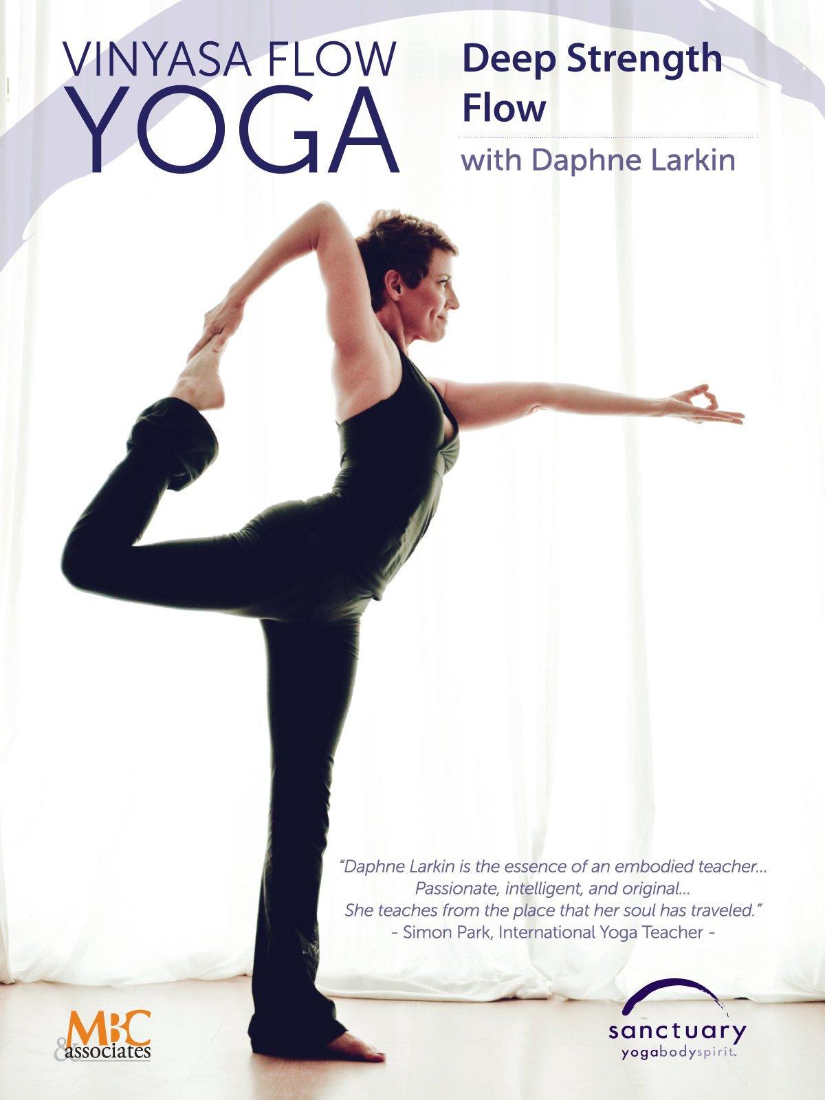 Amazon.com: Vinyasa Flow Yoga: Deep Strength Flow ...