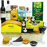 GLASTONBURY HAMPER GIFT - Traditional Gourmet & Luxury Hampers by Eden4hampers