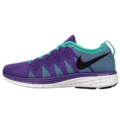 Red ambición Descarga  Buy Nike Flyknit LUNAR2 Women's Running SHOES-620658-501-SIZE-6 UK ...