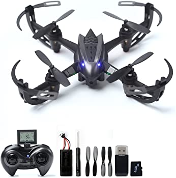 Wobox RC Drone 2MP HD Camera 2.4 GHz Remote Control Quadcopter