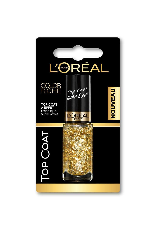 LOréal Paris Color Riche Les Top Coats 922 Disco Ball - esmaltes de uñas (Plata, Disco Ball, Brillo, 2,100 cm, 10 cm, 5,400 cm): Amazon.es: Belleza