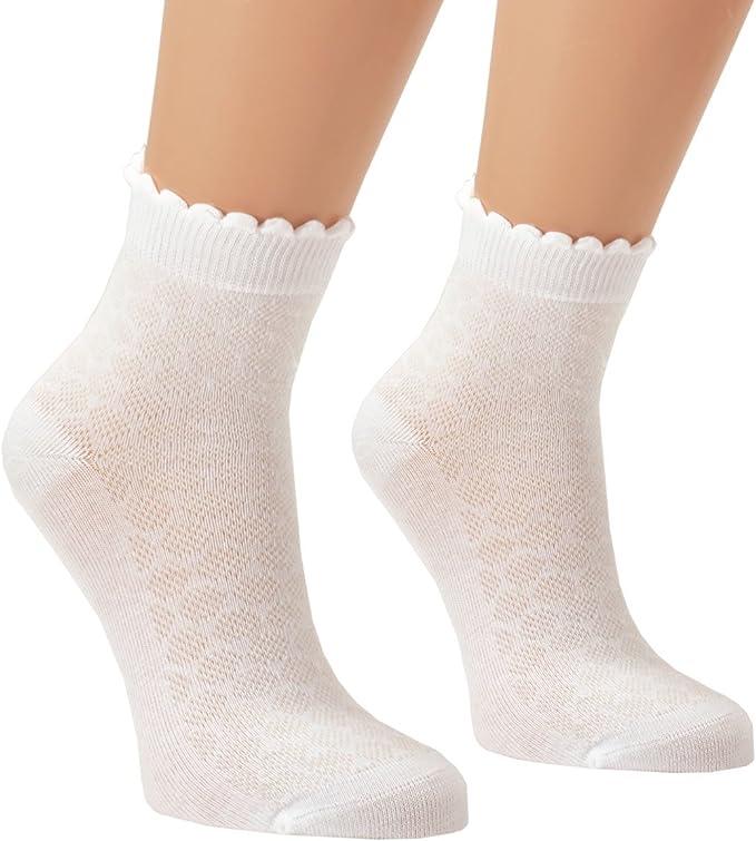 Vitasox Socquettes Fille Uni
