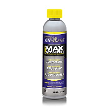 Royal Purple 6 oz Max Atomizer Fuel Injector Cleaner