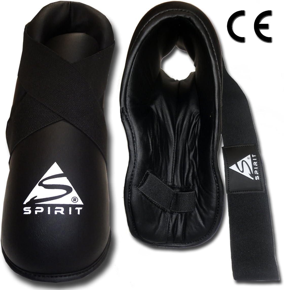 Botas de entrenamiento de kick boxing Spirit PU
