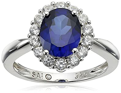 product destiny sapphire sterling kingdom studios silver inspired engagement products hearts ring
