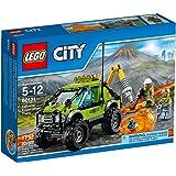 LEGO City Volcano Explorers 60121 - Camion delle Esplorazioni Vulcanico, 5-12 Anni