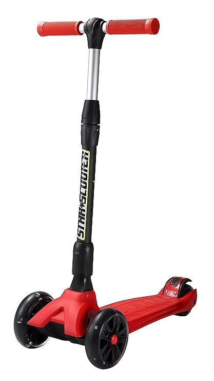 Star-Scooter® Patinete Kick Cruiser con Efecto Genial de ...