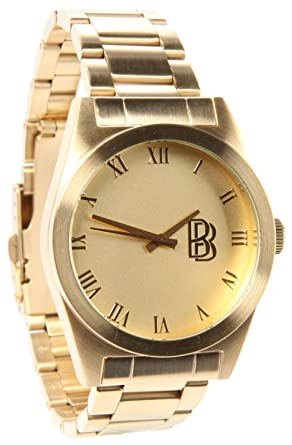 Neff Baller Mens Fitted Luxury Watch - Gold / One Size Fits All