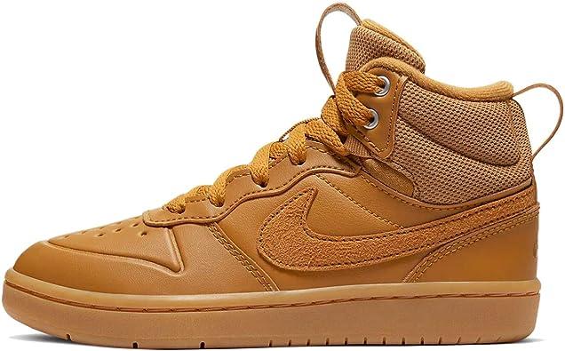 Amazon.com   Nike Court Borough Mid 2