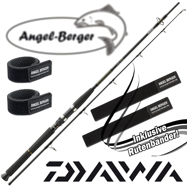 Daiwa BG Pilk Pilkrute alle Modelle mit Angel Berger Rutenband Angel-Berger
