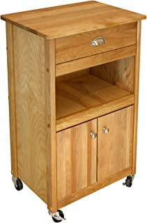 product image for Catskill Craftsmen Open Storage Cuisine Cart
