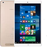 Teclast X80 Power Windows10 Android 5.1 Intel Z8350 2GB 32GB タブレット PC (ゴールド)