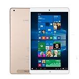 正規代理店品 Teclast X80 Power Windows 10 + Android 5.1 8インチ 1920 x 1200 Intel Z8300 2GB 32GB メタルボディ タブレット PC (ゴールド)