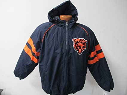 Chicago Bears Winter Jacket Men's Clothing