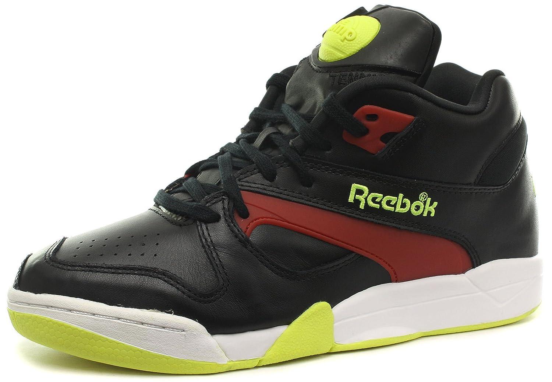 Reebok Classic Court Victory Pump Sneakers, SchwarzRot, Gr
